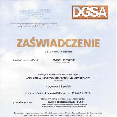 16. 2015 MN SDGSA Leczyca