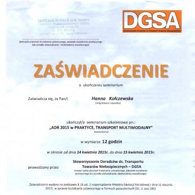 18. 2015 HK SDGSA Leczyca